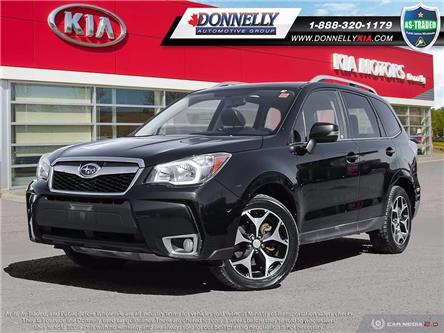 2014 Subaru Forester 2.0XT Touring (Stk: KT332A) in Kanata - Image 1 of 27