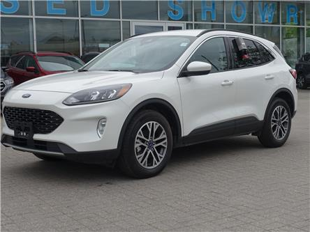 2020 Ford Escape SEL (Stk: 956280) in Ottawa - Image 1 of 12
