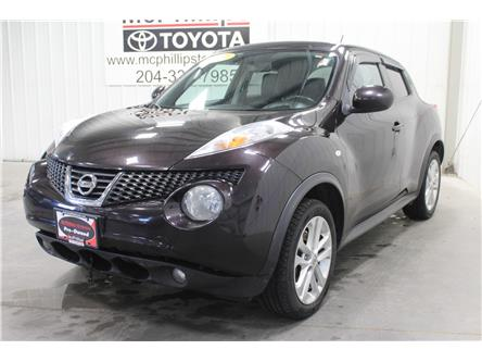 2014 Nissan Juke  (Stk: X051234B) in Winnipeg - Image 1 of 26
