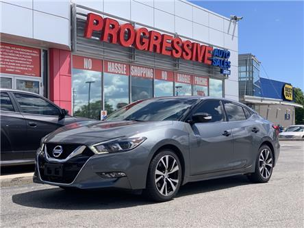 2018 Nissan Maxima SV (Stk: JC371657) in Sarnia - Image 1 of 28