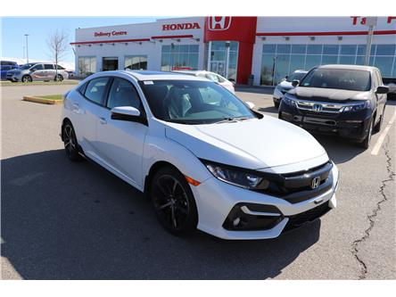 2020 Honda Civic Sport (Stk: 2200002) in Calgary - Image 1 of 10
