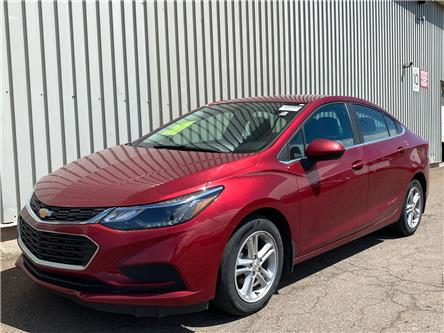 2017 Chevrolet Cruze LT Auto (Stk: X4910A) in Charlottetown - Image 1 of 21