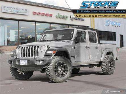2020 Jeep Gladiator Sport S (Stk: 32797) in Waterloo - Image 1 of 27