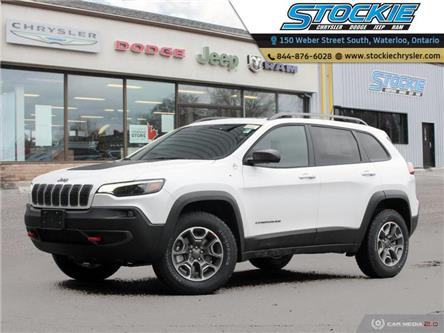 2020 Jeep Cherokee Trailhawk (Stk: 33549) in Waterloo - Image 1 of 27