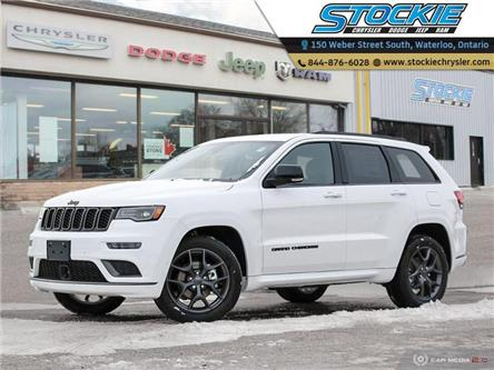 2020 Jeep Grand Cherokee Limited (Stk: 33605) in Waterloo - Image 1 of 27