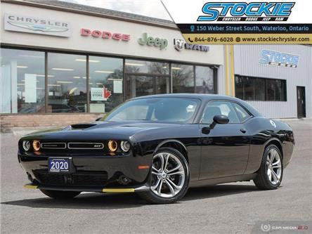 2020 Dodge Challenger GT (Stk: 34119) in Waterloo - Image 1 of 28