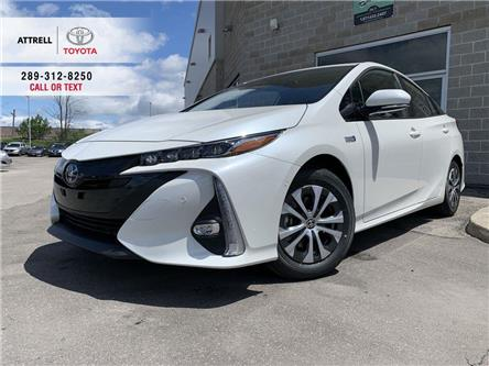 2020 Toyota Prius Prime TECHNOLOGY (Stk: 47345) in Brampton - Image 1 of 26