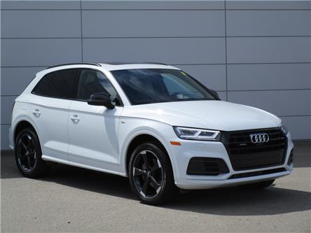 2020 Audi Q5 45 Progressiv (Stk: 200023) in Regina - Image 1 of 36