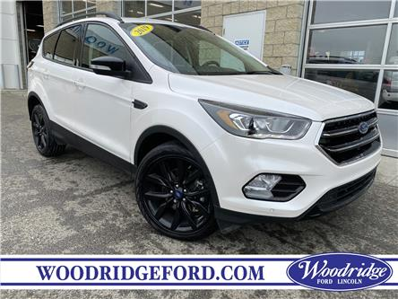 2019 Ford Escape Titanium (Stk: 17525) in Calgary - Image 1 of 21