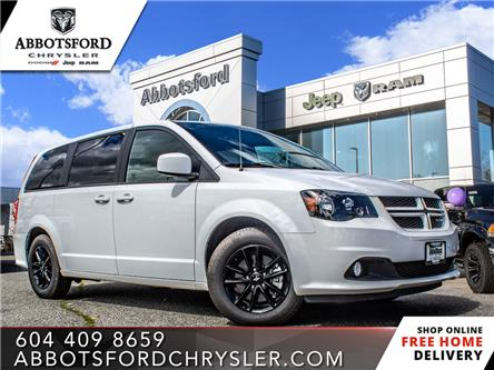 2019 Dodge Grand Caravan GT (Stk: AB1093) in Abbotsford - Image 1 of 22