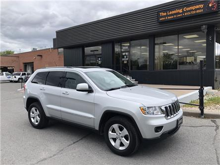 2012 Jeep Grand Cherokee Laredo (Stk: ) in Ottawa - Image 1 of 20