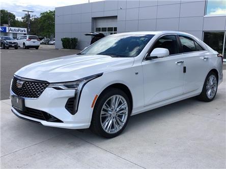2020 Cadillac CT4 Premium Luxury (Stk: K0T003) in Mississauga - Image 1 of 5