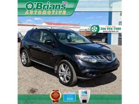 2013 Nissan Murano LE (Stk: 13356A) in Saskatoon - Image 1 of 25