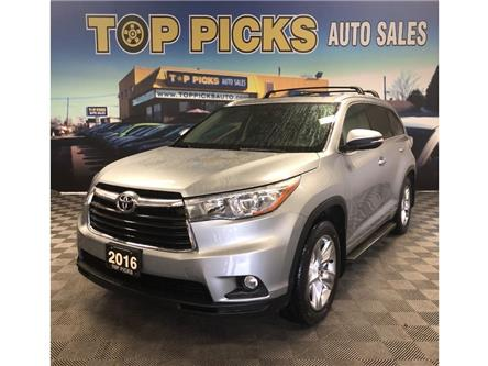 2016 Toyota Highlander Limited (Stk: 277878) in NORTH BAY - Image 1 of 28
