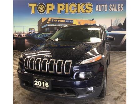 2016 Jeep Cherokee North (Stk: 276278) in NORTH BAY - Image 1 of 27