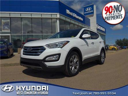 2016 Hyundai Santa Fe Sport 2.0T Limited (Stk: E5101) in Edmonton - Image 1 of 26