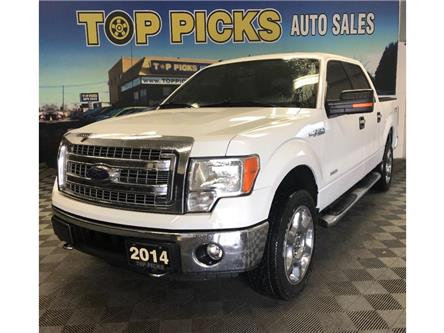 2014 Ford F-150 XLT (Stk: F82504) in NORTH BAY - Image 1 of 26