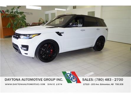 2016 Land Rover Range Rover Sport HST LE (Stk: 3959) in Edmonton - Image 1 of 16