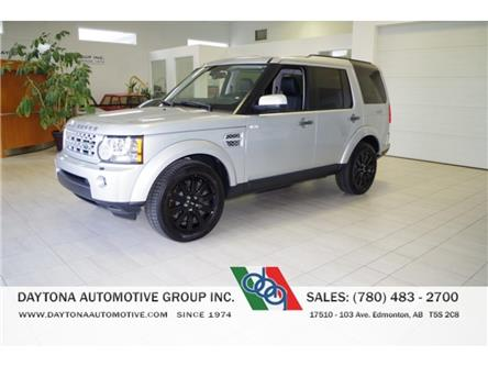 2012 Land Rover LR4 Base (Stk: 8980) in Edmonton - Image 1 of 30