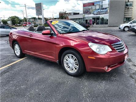 2008 Chrysler Sebring Touring (Stk: 45186A) in Windsor - Image 1 of 15