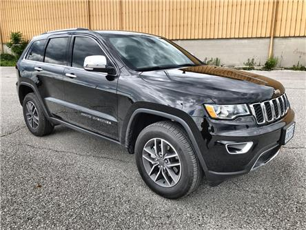 2020 Jeep Grand Cherokee Limited (Stk: 2562) in Windsor - Image 1 of 13