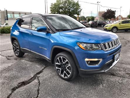 2019 Jeep Compass Limited (Stk: 45101) in Windsor - Image 1 of 14