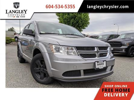 2016 Dodge Journey CVP/SE Plus (Stk: K633076B) in Surrey - Image 1 of 20