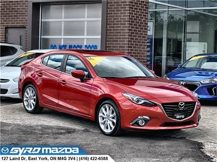 2016 Mazda Mazda3 GT (Stk: 29717) in East York - Image 1 of 30