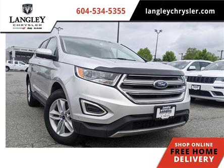 2018 Ford Edge SEL (Stk: K727174A) in Surrey - Image 1 of 25