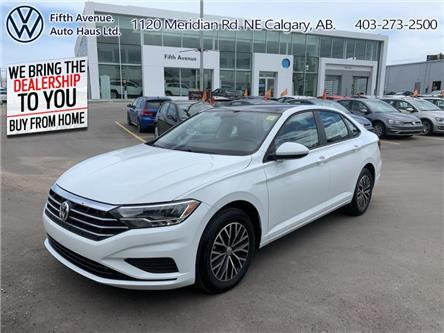 2019 Volkswagen Jetta 1.4 TSI Highline (Stk: 3549) in Calgary - Image 1 of 25