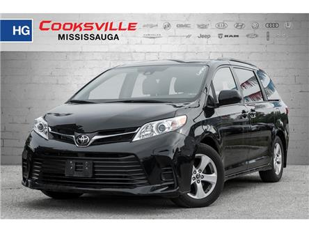 2019 Toyota Sienna  (Stk: H8231PR) in Mississauga - Image 1 of 18