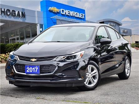 2017 Chevrolet Cruze LT Auto (Stk: A180302) in Scarborough - Image 1 of 27