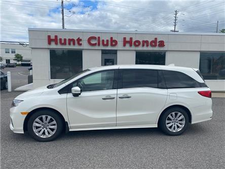 2018 Honda Odyssey Touring (Stk: 7580A) in Gloucester - Image 1 of 13