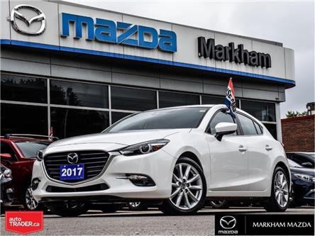 2017 Mazda Mazda3 Sport GT (Stk: P1984) in Markham - Image 1 of 27