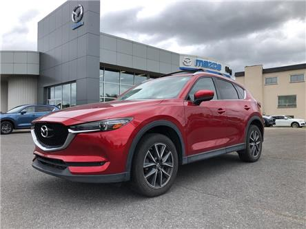 2017 Mazda CX-5 GT (Stk: 19p085) in Kingston - Image 1 of 17