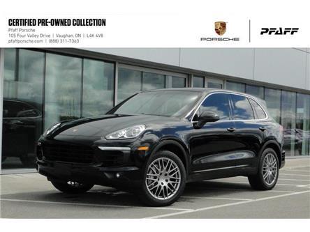 2017 Porsche Cayenne S w/ Tip (Stk: U8618) in Vaughan - Image 1 of 21