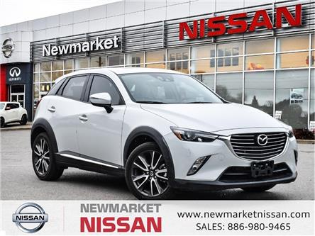 2016 Mazda CX-3 GT (Stk: 206002A) in Newmarket - Image 1 of 26