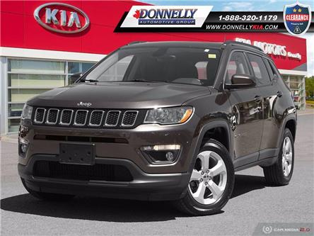 2018 Jeep Compass North (Stk: MUR1010A) in Kanata - Image 1 of 27