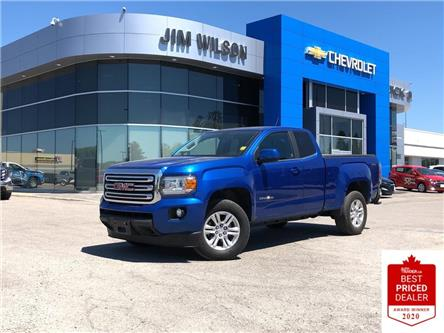 2019 GMC Canyon SLE (Stk: 6448) in Orillia - Image 1 of 19