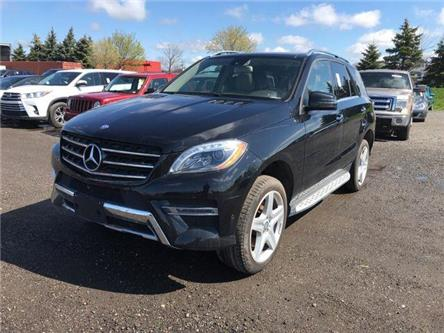 2015 Mercedes-Benz M-Class Base (Stk: 510474) in Vaughan - Image 1 of 9