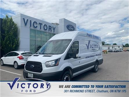2019 Ford Transit Van Cargo, Bluetooth, Cruise Control (Stk: VFCARGO) in Chatham - Image 1 of 12