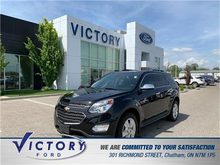 2016 Chevrolet Equinox LT (Stk: V19373A) in Chatham - Image 1 of 22
