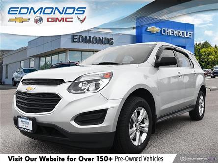 2017 Chevrolet Equinox LS (Stk: 0868A) in Huntsville - Image 1 of 27