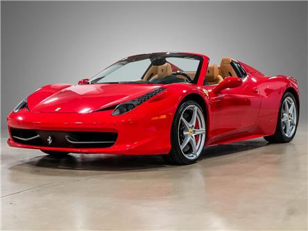 2014 Ferrari 458 Base (Stk: C192) in Vaughan - Image 1 of 30