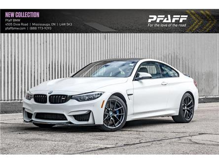 2020 BMW M4 CS (Stk: 22956) in Mississauga - Image 1 of 22