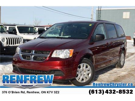 2019 Dodge Grand Caravan CVP/SXT (Stk: K386) in Renfrew - Image 1 of 23
