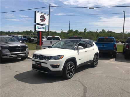 2018 Jeep Compass Limited (Stk: 90165) in Sudbury - Image 1 of 20