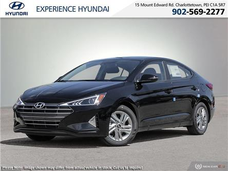 2020 Hyundai Elantra Preferred w/Sun & Safety Package (Stk: N843T) in Charlottetown - Image 1 of 23