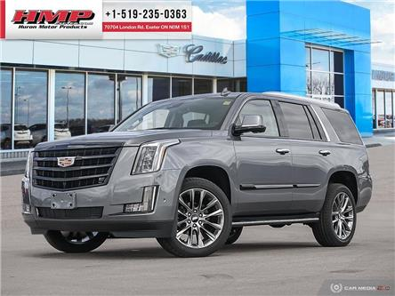 2020 Cadillac Escalade Luxury (Stk: 86876) in Exeter - Image 1 of 27