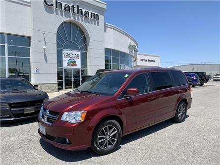 2017 Dodge Grand Caravan CVP/SXT (Stk: U04583) in Chatham - Image 1 of 25
